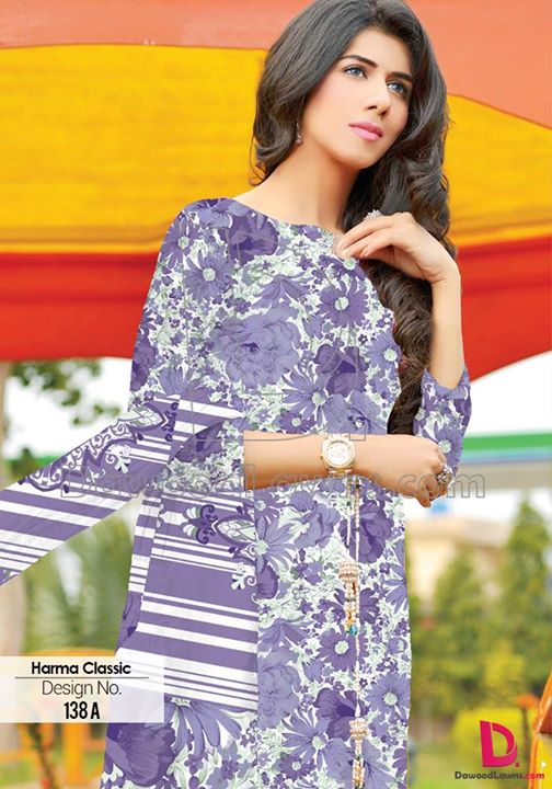 Dawood New Classic Summer Lawn Collection 2016