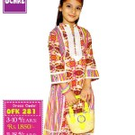 Ochre Clothing Stylish Summer Frock Collection 2015 (3)