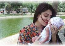 Ayeza Khan Blessed A Baby Girl
