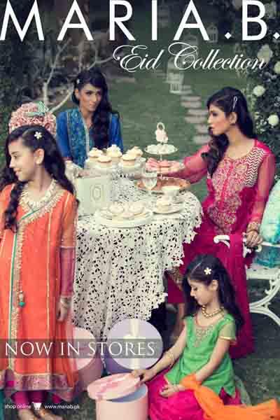 MARIA.B kids Wear Dresses 2015 (2)