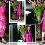 HKFW FLORA KURTI COLLECTION 2015 FOR EID (2)