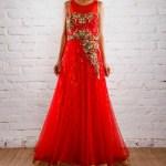 Indian Bridal Wedding Stylish Suits by Aarti Gupta (1)