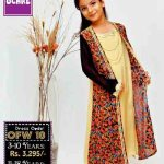 Ochre Bright Kids Clothing Dresses 2015 Collection (2)
