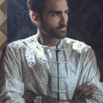 New Republic By Omer Farooq Eid Collection 2015 For Men