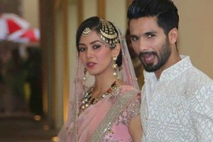 Shahid Kapoor And Mira Rajpoot On Wedding Day Picutres (2)
