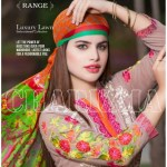 Charizma Luxury Lawn Party Wear 2015 Vol-03 for Ladies (7)
