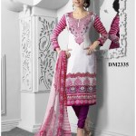 Punjabi Indian Cotton Churidar Salwar Suits Design (2)