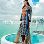 Latest GulAhmed Dresses for Summer Party Wear (1)