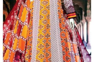 Anchal Lawn Summer collection by Amir Liaquat Hussain