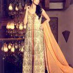 Dreamy Party Wear Dresses DUSK Collection 2015 2015 by Mifrah (2)