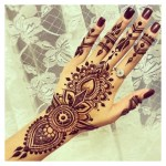 Front of Hand new MEHNDI DESIGNS 2016