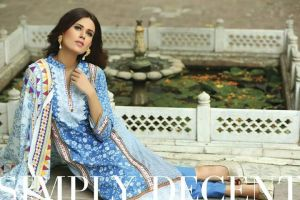 Deeba Luxury Print Collection 2015 for women