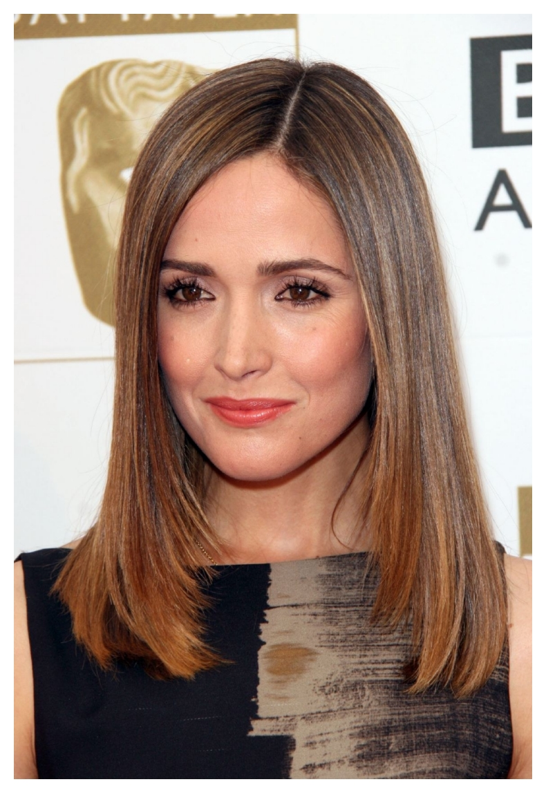 Girls medium Hairstyles for the 2015-2016