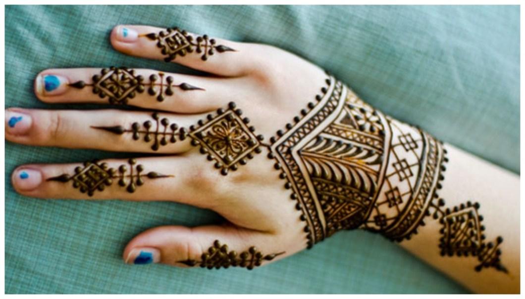 Karva Chauth mehendi Mehndi Fashion for Indian Girls