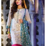 Khaadi Latest Lawn Eid ul azha Wear 2015 (9)