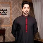 Design of Maazjee Men's Men's Eid Kurta