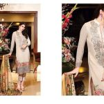 Zarqash Embroidered Silk New Eid Arrival 2015 (8)