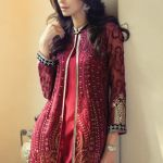 Maria B Mbroidered Unstitched Collection 2015-16 for women
