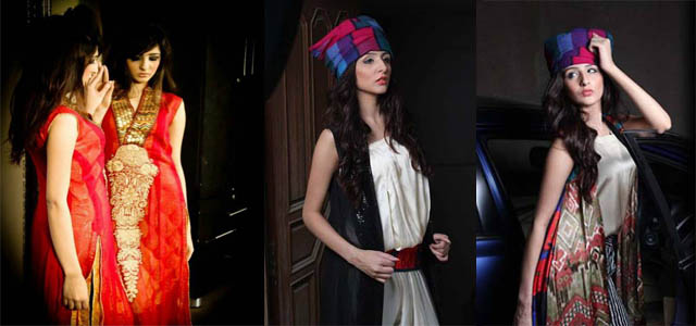 Maverick Eid Wear New Fashion Ladies Collection 2015