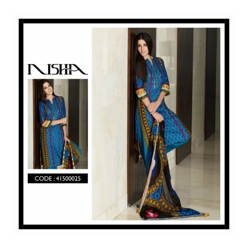 Nishat Linen Eid Ul Adha Clothing Collection 2015 2016