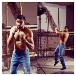 Pakistani Boxer Amir Khan Goes Shirtless for Pepe Jeans (2)