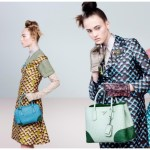Fall Winter Girls dresses by Prada
