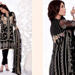 SNM Embroidered Eid Lawn Dresses Collection 2016
