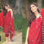 So Kamal Embroidered Pakistani Fashion foR Winter