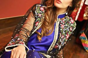 Syra Rezvan Winter Fall Collection 2015
