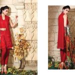 Zarqash Embroidered Silk Chiffon Latest collection