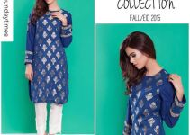 Cross Stitch Fall winter dresses collection 2015