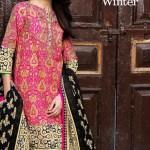 Khaadi Winter Khaddar Woolen Shawl Batik Prints Collection 2015-16 (3)