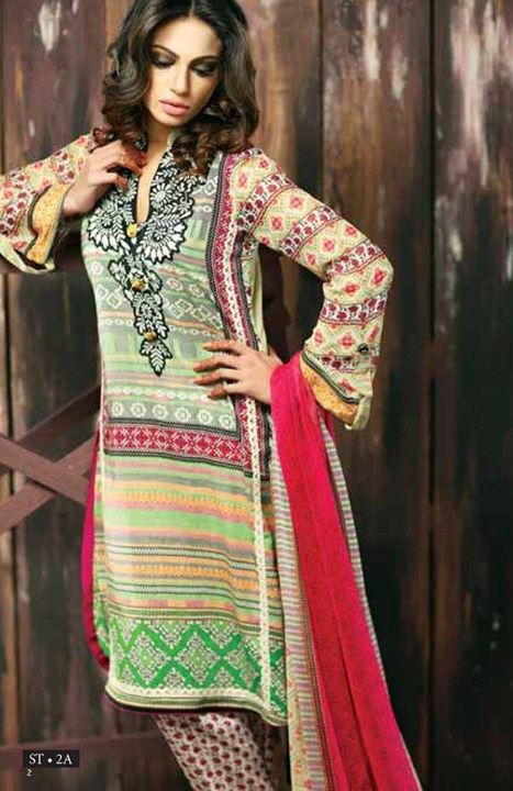 Libas Crinkle Collection 2015 2016 by Shariq Textiles! (3)