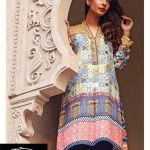 Saadia Asad Digital Winter Kurti Fashion for women (4)