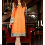 Noor by Saadia Asad Digital Party wear Kurti Fashion for Girls (3)