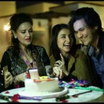 Actress Sarwat Gilani's Birthday Party Pictures with Fahad Mirza