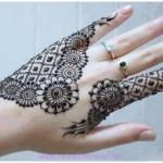 Finger Mehndi Designs 2016 full Hand