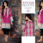 SNM KHADDAR KURTI COLLECTION 2016