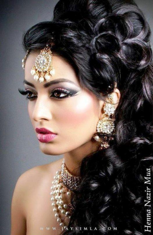 Pakistani Hairstyles Fashion 2017 For Girls