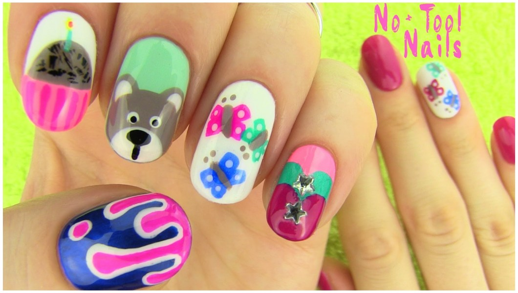 Nail Designs 2017 Step By Step best collection