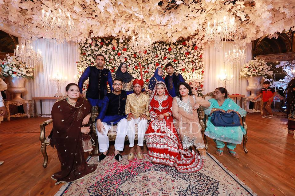 Mohammad Amir Wedding Pictures