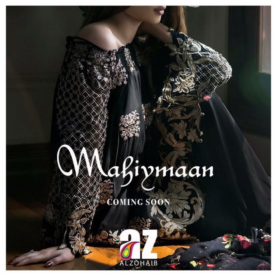 Mahimaan winter dresses  2017 by Alzohaib
