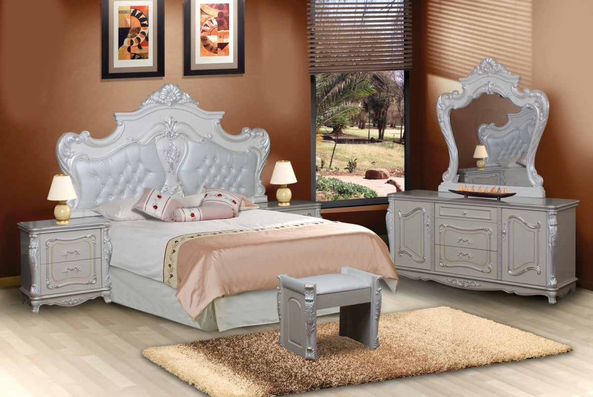 new home furnishers napoleon white bedroom suite
