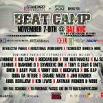 iStandard Beat Camp NYC 2014