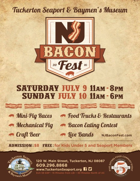 new jersey events - nj bacon fest