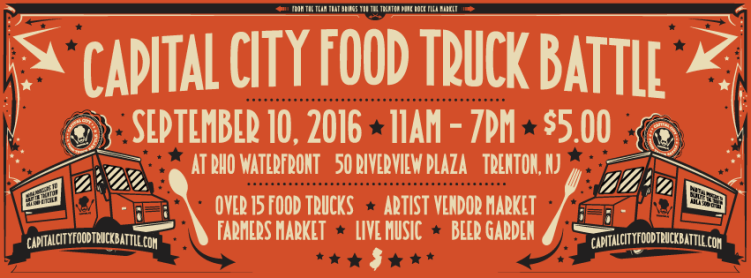 new jersey food truck events - capitol city food truck battle