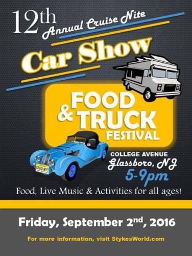 new jersey food truck events - glassboro