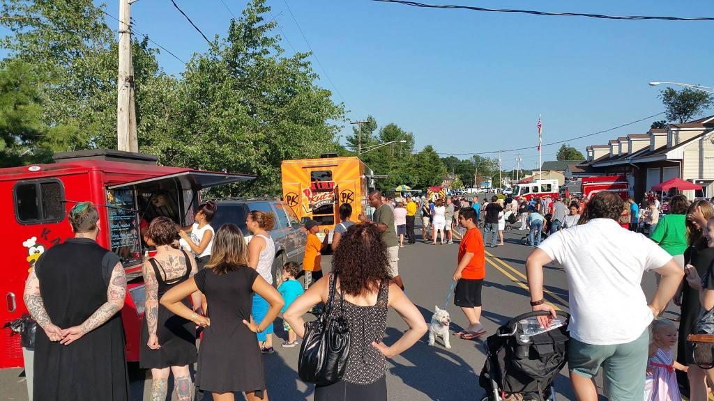 new jersey food truck events - jamesburg