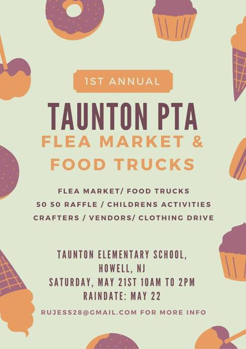 new jersey food truck events - taunton