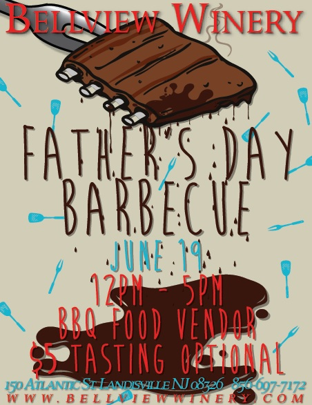new jersey wine events - bellview fathers day
